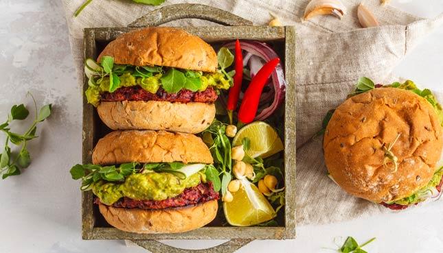 Nachhaltige Lebensmittel