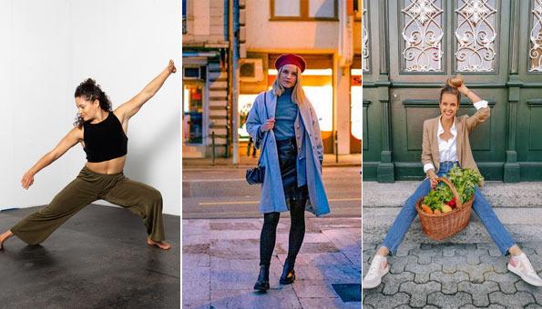 Die Top 5 Sinnfluencerinnen der Schweiz