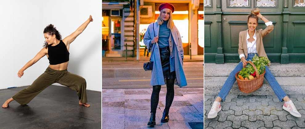 Das sind unsere Top 5 Sinnfluencerinnen der Schweiz