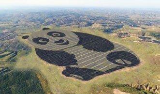 So niedlich können Photovoltaikanlagen sein