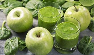 Herrlich frisch: 3 gesunde Apfel-Smoothies für jeden Geschmack