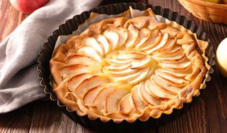 Apfelwähe: Rezepte mit oder ohne Guss und mit geraffelten Äpfeln