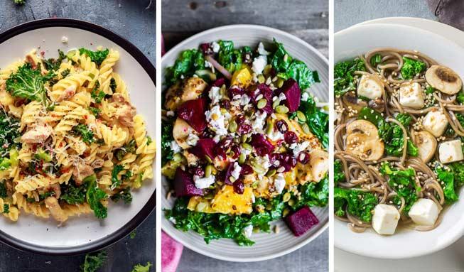 Die besten Rezepte für Federkohl: Von Salat bis Pasta