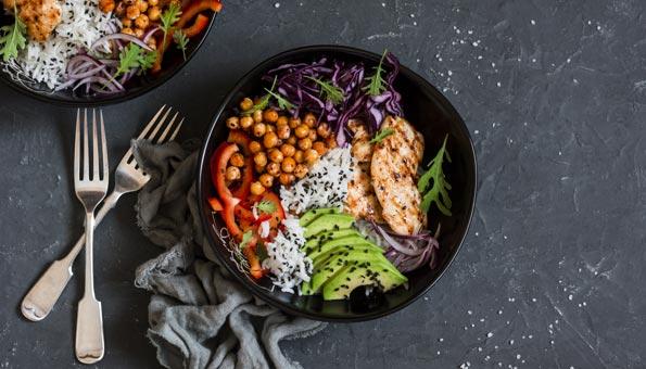 Tipps gegen Food Waste: Reste verwerten im Salat