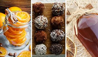 Chai Sirup bis Energy Balls: Die besten Geschenke aus der Küche