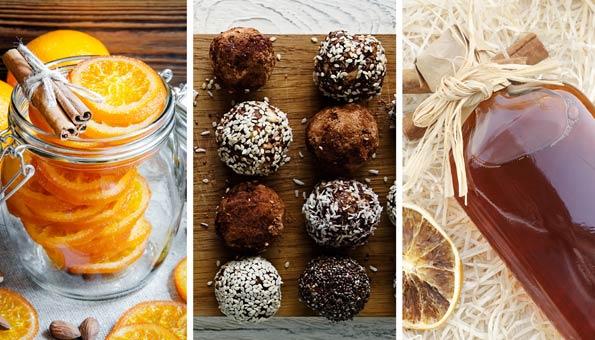 Geschenke aus der Küche: Die besten Rezepte zum Selbermachen
