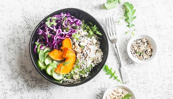 Gesunde Rezepte: Einfach gesund essen