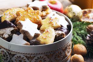 Weihnachtsguetzli die besten Rezepte von Mailänderli bis Zimtsterne