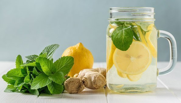 Abnehmen bis Erkältung lindern: So vielseitig hilft Ingwerwasser