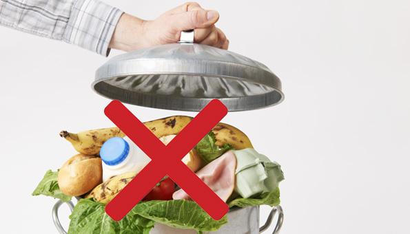 Lebensmittelverschwendung: Fakten und wie Sie Abfall vermeiden Tipps