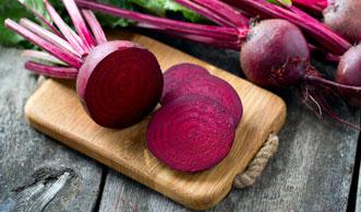 Heimisches Superfood: Warum Sie Randen roh essen sollten