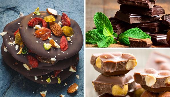 Schokolade selber machen: Einfache aber leckere Rezepte, von Natur aus meist vegan