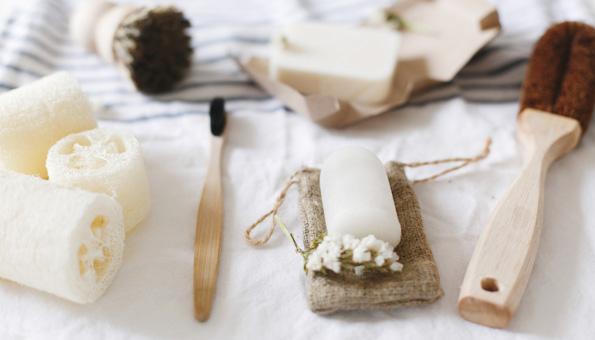 Im Unverpackt-Laden Seife, Zahnbürste, Deo und vieles mehr kaufen