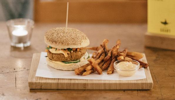 Veganes Restaurant Luzern: Karls Kraut