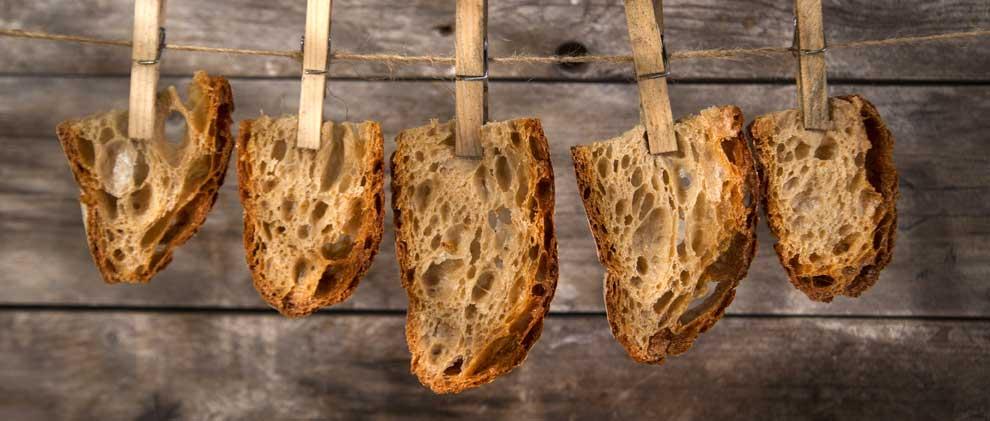 Feine Rezepte mit altem Brot