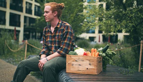 Grassrooted eröffnet Marktstand für Zweitklass-Gemüse im HB Zürich