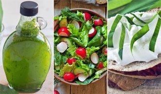 Mit grüner Power ins Frühjahr: 12 feine Bärlauch-Rezepte