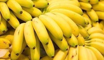 Grün gepflückt und weit gereist: Wie gesund sind Bananen?