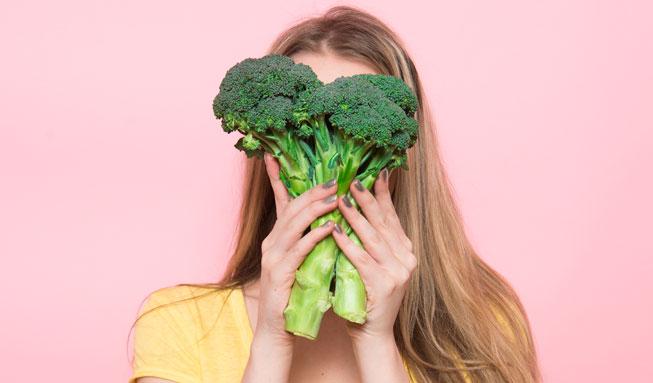 Warum Sie Broccoli auch mal roh essen sollten