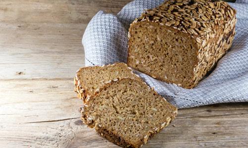 Brot ohne Hefe selber machen: Dinkelbrot