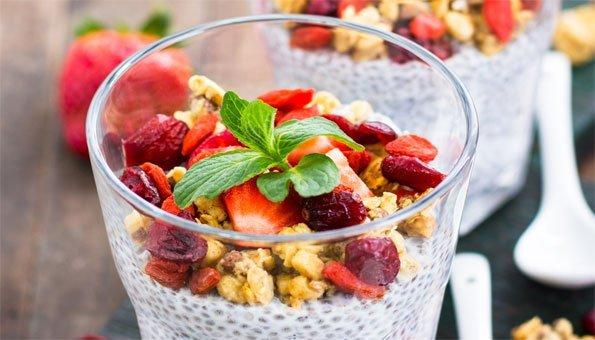 Chia Pudding Rezept: So einfach machen Sie den Snack selber