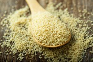 Couscous ist gesund und schnell gemacht. Grundrezept