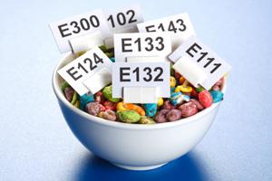 E-Nummern Lebensmittel