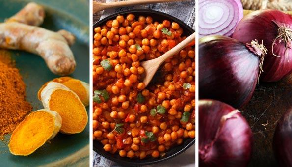 Entzündungshemmende Lebensmittel: Nahrungsmittel, die Gesundheit fördern