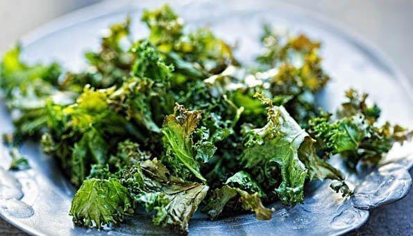 Federkohl-Chips selber machen: Einfaches Rezept für den Ofen