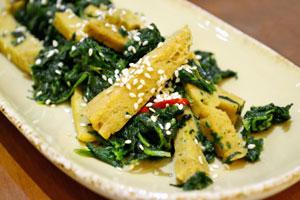 Fleischersatz: Seitan wird aus Getreide hergestellt