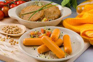 Fleischersatz-Produkte schliessen im Test eher schlecht ab