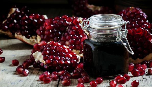 Rezept: Granatapfel-Marmelade