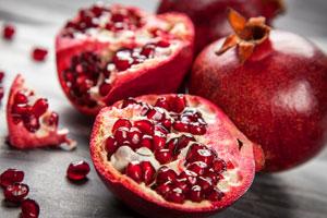 Granatapfel: So gesund sind Granatapfelkerne
