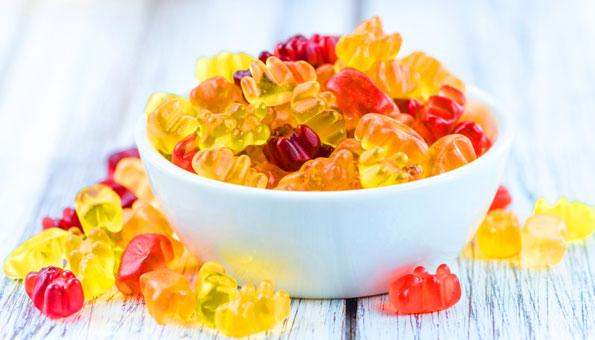 Gummibärchen selber machen – Rezept