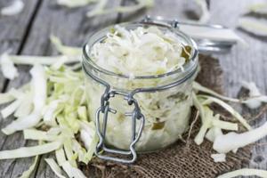 Kabis Rezepte: Sauerkraut