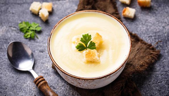 Rezept: Karotten Suppe mit Küttiger Rüebli