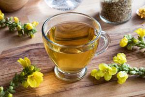 Entzündungshemmende Nahrungsmittel: Königskerze Tee