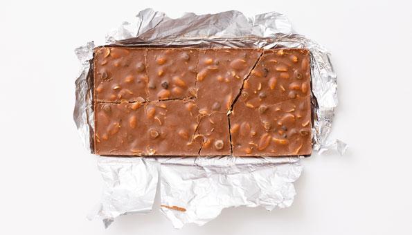 Mindesthaltbarkeitsdatum bei Schokolade, Keksen und Biscuits