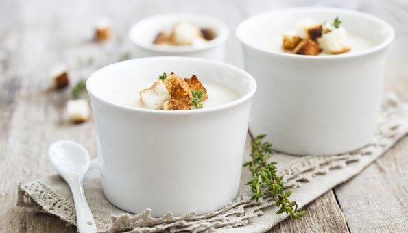 Pastinakensuppe: Ein würziges Rezept mit Kokosmilch