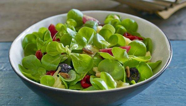 Portulak macht nicht nur im Salat viel her