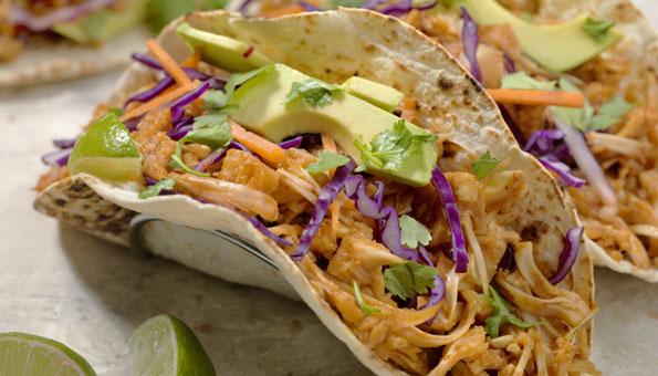 Pulled Jackfruit: Rezept für vegane Burger und Tacos