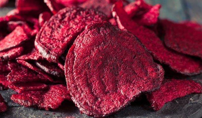 Randen mal anders: Chips selber machen aus der gesunden Rübe