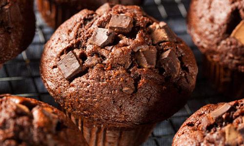 Vegane Desserts: Schoko-Muffins