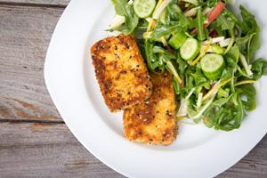 Geniale Tofu-Rezepte Crispy-Tofu