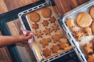 Weihnachtsguetzli-Rezepte: Lebkuchenkekse backen