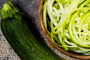 Zoodles oder Zucchini-Nudeln selber machen: Rezept