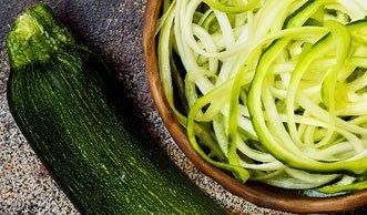 Zucchetti-Nudeln: Der gesunde Gemüseersatz für Pasta