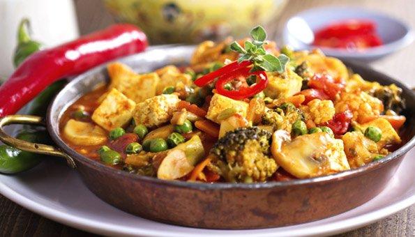 Fleischersatz: Tofu, Tempeh, Seitan