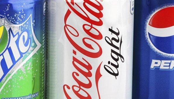 cola light beim abnehmen