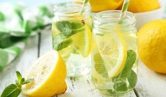 Von (A)nanas bis (Z)itrone: Erfrischende Limonade selber machen